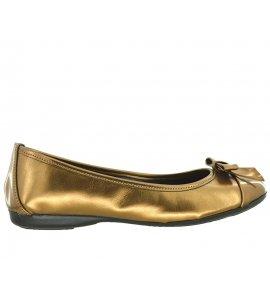 Μπαλαρίνες Sedici με φιογκάκι bronze(13)