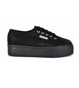 Superga Flatforms full Black (S0001L0)