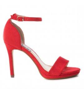 Πέδιλα ψηλοτάκουνα Refresh rojo (69840)