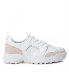 Sneakers Xti combinado blanco (41637)
