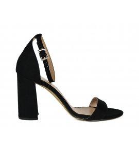 Πέδιλα Sedici black (850)