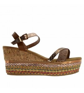 Flatforms Sedici brown (FJ28A-04)