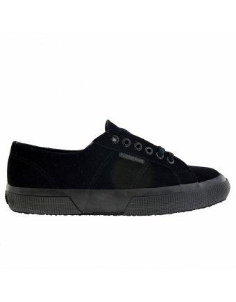 Superga sneakers total black (S003SR0)