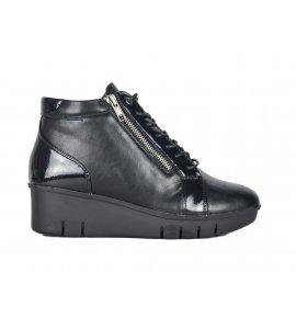 Μποτάκια La Coquette black (C503)