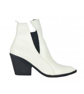 Μποτάκια Sedici white (0200)