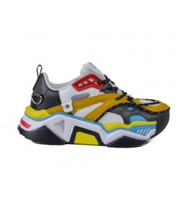 Sneakers xti amarillo (44131)