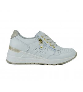 Sneakers Seven beige lea (FT190204)