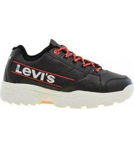 Sneakers Levi's μαύρο (VSOH00515)