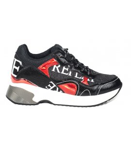 Sneakers replay μαύρο (RS1B0029S)
