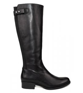 Δερμάτινες μπότες Sedici black (SP20)