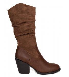 Μπότες Sedici tan (Z1632-K3867)