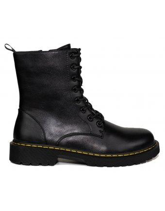 Μποτάκια Sedici black (Z1631-W01)