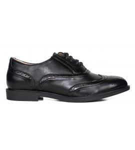 Oxfords sedici black (OXG2)