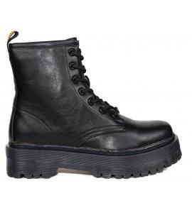 Μποτάκια Sedici black (C1136-A1)