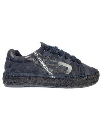 Sneakers replay black (RF220067T)
