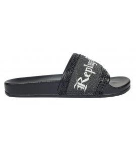 Flip-flops Replay black (RF1B0009S)