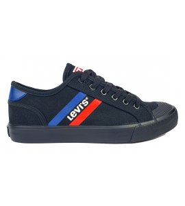 Sneakers Levi's black (VOR10061T)