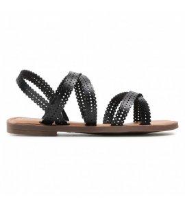 Σανδάλια Refresh black (72658)