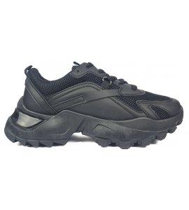 Sneakers eleven sedici black (EL-15)