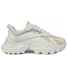 Sneakers eleven sedici white (EL-15)