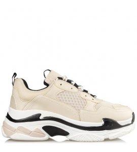Sneakers Envie beige (V49-14095)