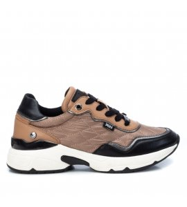 Sneakers xti beige (43168)