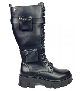 Μπότες xti negro (43079)