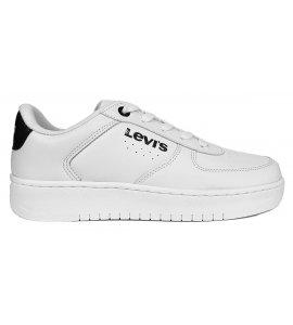 Sneakers Levi's white (VUNI0021S)