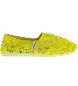 Δαντελένιες εσπαντρίγιες sedici yellow (KISS)